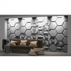 Panel ścienny 3D - ZICARO - ETNA