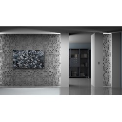 Panel ścienny 3D - ZICARO - LUNA
