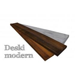Deski modern - Deska modern BDM15 -Biała