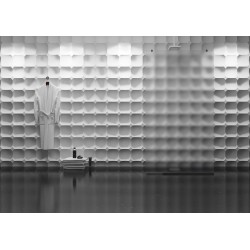 Panel ścienny 3D - Dunes - PIXELS