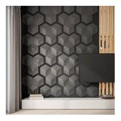Panel ścienny 3D - Kalithea - Cubic