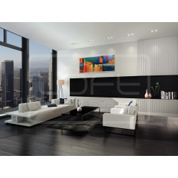 Panele ścienne 3D - Loft Design System - Dekor 19