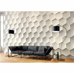 Panel ścienny 3D - Artpanel - Hexagon