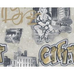 Tapeta - AS CREATION - Rolka -Boys & Girls 5 - 304683