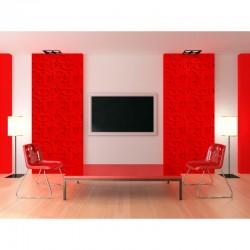 Panel ścienny 3D - Artpanel - OKRĘGI