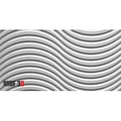 Panel MDF 3D - Apperta -MDF3D 003