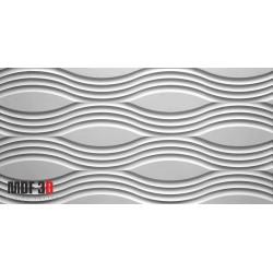 Panel MDF 3D - Apperta -MDF3D 004