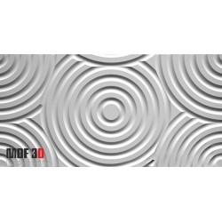 Panel MDF 3D - Apperta -MDF3D 009