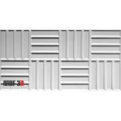Panel MDF 3D - Apperta -MDF3D 010