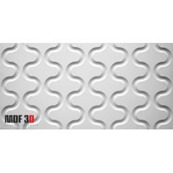 Panel MDF 3D - Apperta -MDF3D 011