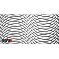 Panel MDF 3D - Apperta -MDF3D 014