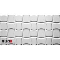 Panel MDF 3D - Apperta -MDF3D 017