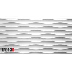 Panel MDF 3D - Apperta -MDF3D 020