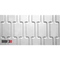 Panel MDF 3D - Apperta -MDF3D 021