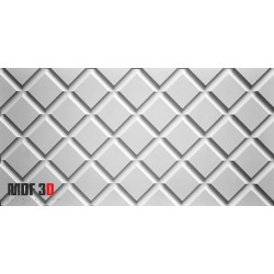 Panel MDF 3D - Apperta -MDF3D 023