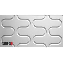 Panel MDF 3D - Apperta -MDF3D 024
