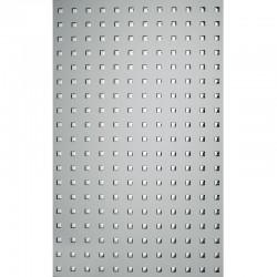 PL 3D Q-10-40-40 SILVER PF met / Silver mata dekoracyjna Sibu Design