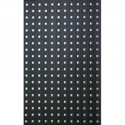 PL 3D Q-5-15-15 Black touch 1/Silver mata dekoracyjna Sibu Design