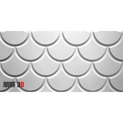 Panel MDF 3D - Apperta -MDF3D 029