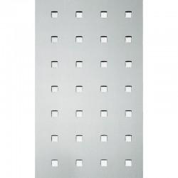 PL Q 10-40-40 Silver PF met mata dekoracyjna Sibu Design
