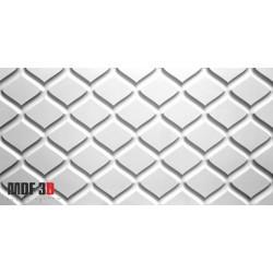 Panel MDF 3D - Apperta -MDF3D 030