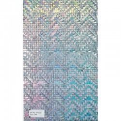 MS Galaxy Silver 5 x 5 flex Classic mata dekoracyjna Sibu Design