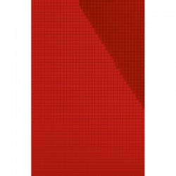 MS Red 5 x 5 flex Classic mata dekoracyjna Sibu Design