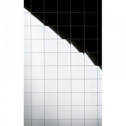 MSC Diagonal Silver 30 x 30 flex Classic mata dekoracyjna Sibu Design
