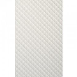 LL Rombo 12 Bianco matt  mata dekoracyjna Sibu Design