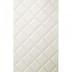 LL Rombo 40 Bianco matt   mata dekoracyjna Sibu Design