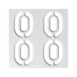 Panel MDF Ażurowy PDA11