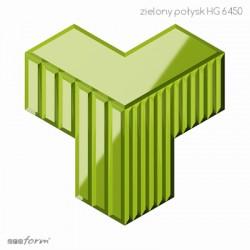 MODULOSTYLING INFINI ZIELONY POŁYSK HG6450