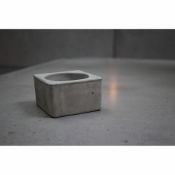 MORGAN & MÖLLER - Świecznik Cube L