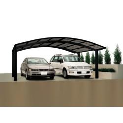 """Carport Design - Portoforte 90 wykonanie """"M"""", podwójne"""