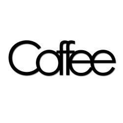 """Napis dekoracyjny 3D """"COFFEE"""" DekoSign"""