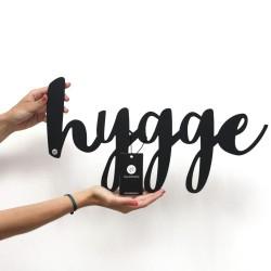 Napis na ścianę 3D HYGGE DekoSign
