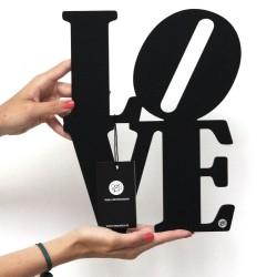 Napis na ścianę 3D LOVE  DekoSign